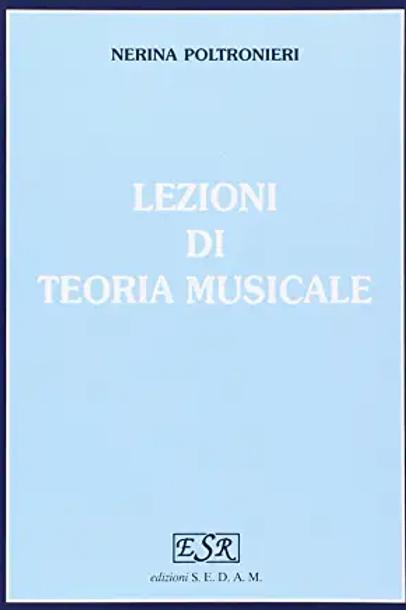 Lezioni di Teoria Musicale - Poltronieri