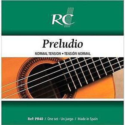 RC Strings PR40 Preludio Classica Normal T.