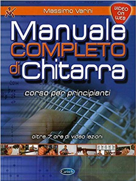 Manuale Completo Di Chitarra - Varini