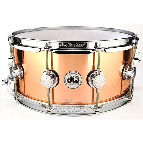 DW Copper Snare 14x6.5
