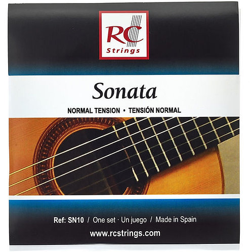RC Strings SN10 Sonata Classica Normal T.