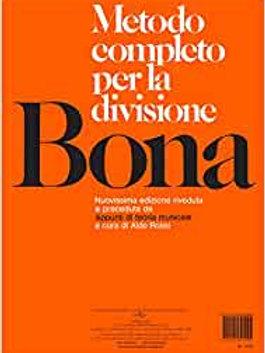 Metodo completo per la divisione Bona