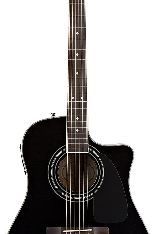 Fender CD-140SCE Acustica Elettrificata Black