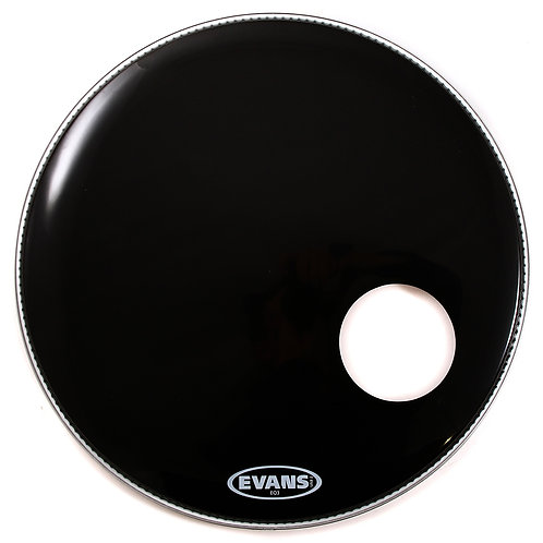 Evans EQ3 Reso Black 20""