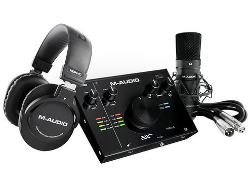 M-Audio AIR192 | 4 Vocal Studio Pro