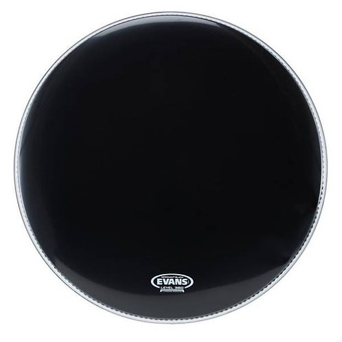Evans EQ3 Reso Black No Port 18""