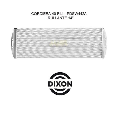 """Dixon PDSW442A-HP cordiera rullante 14"""" - 42 fili"""