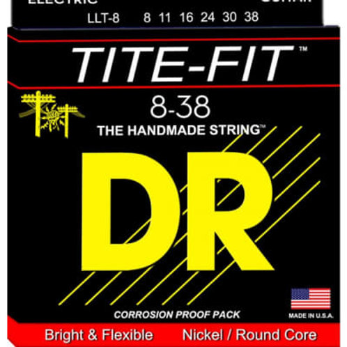 DR LLT-8 Tite-Fit Elettrica 8-38