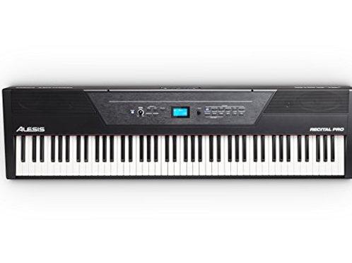 Alesis Recital Pro Pianoforte Digitale 88 Tasti Pesati