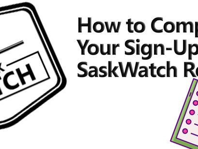 How to Complete Your Sign-Up with SaskWatch Research®