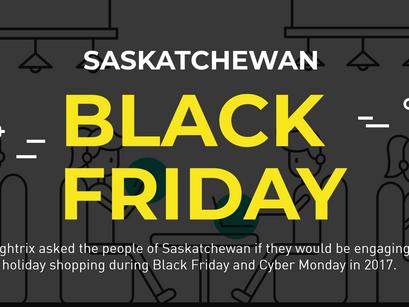 Black Friday & Cyber Monday in Saskatchewan – 2017