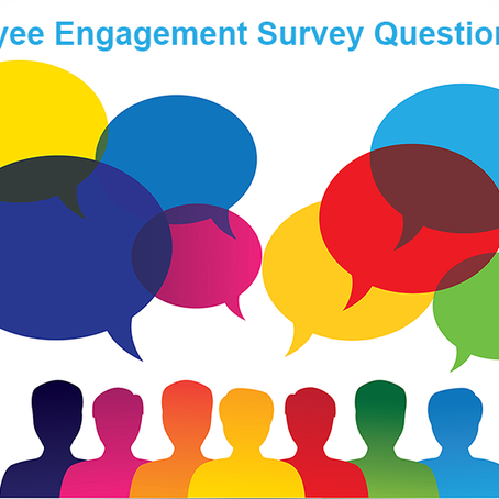 Employee Engagement Survey Questions Tips