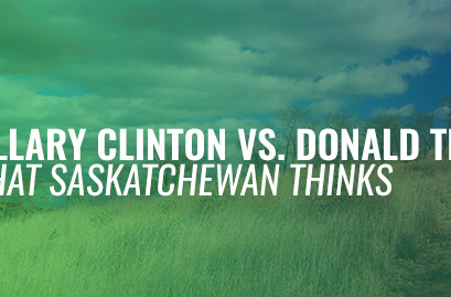 Hillary Clinton vs. Donald Trump: What Saskatchewan Thinks