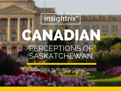 STUDY: Canadian Perceptions of Saskatchewan