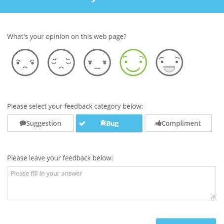 Capturing Customer Feedback