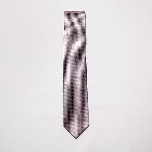Red/Blue Textured Silkk Tie