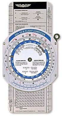 Computador de vuelo ASA-Color
