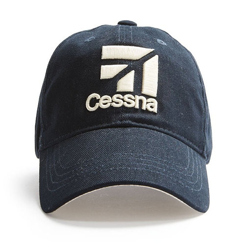 Gorro logo CESSNA - Blue