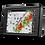 Thumbnail: Garmin Aera 660 touchcreen portable GPS