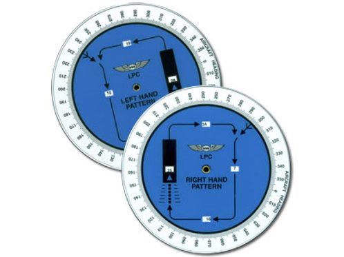 Computador de patrón de aterrizaje ASA