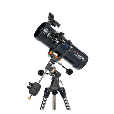 Telescopio Celestron Astromaster 114EQ - 114X1000mm