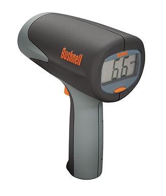 Velocímetro Bushnell - Speed radar gun