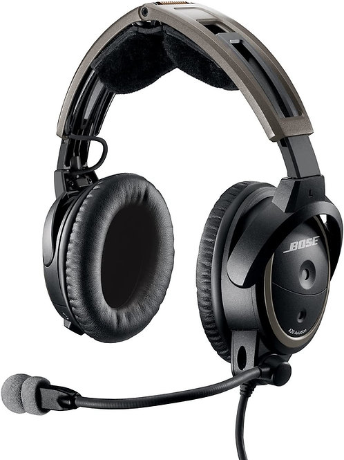 Headset Bose A20 ANR - Dual GA Plug