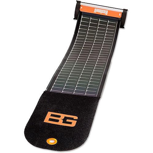 Manta solar USB BUSHNELL Bear Grylls