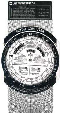 Computador de vuelo SCG (E6B)