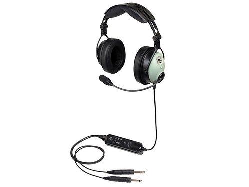 Headset David Clark DC ONE -X Dual Ga Plug