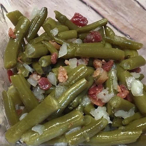Sweet & Tangy Green Beans