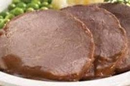 Roast Beef (Sliced For Dinner)