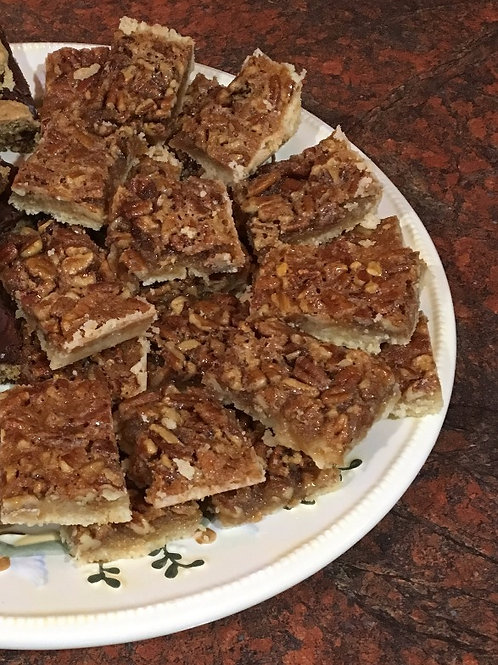 Pecan Pie Bars (32-Count)