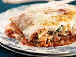 Vegetarian Lasagna (Gluten-Free)