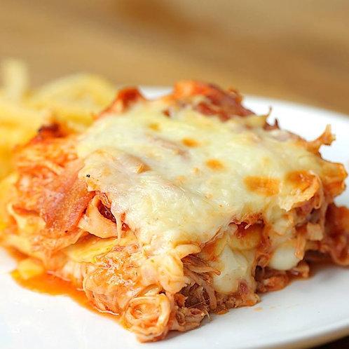 Chicken Lasagna (Gluten-Free)