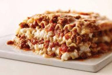 Beef Lasagna (Gluten-Free)