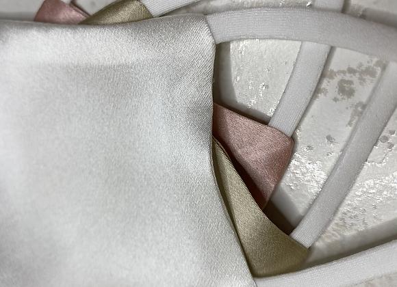 BLUSH 100%  Silk Sleek face mask
