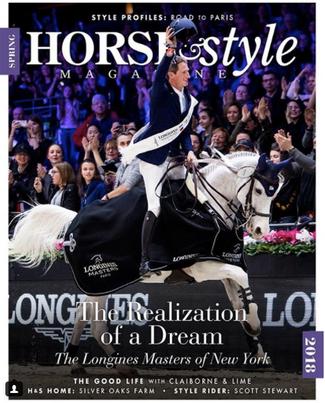 CL x Horse & Style Magazine