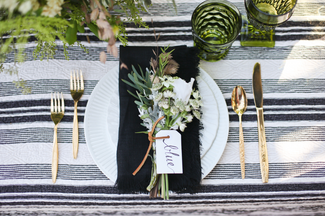 get the look | spring entertaining essentials