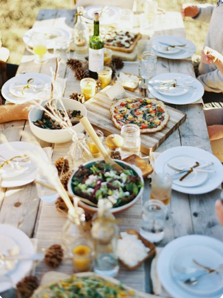 dinner parties are back!