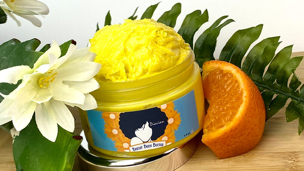 Biscuit Body Butter