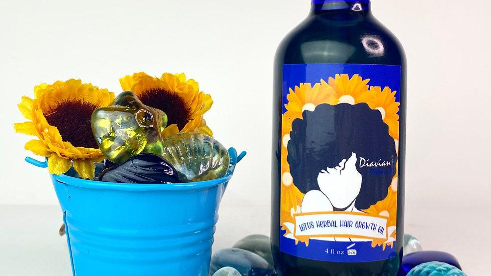 Lotus Herbal Hair Growth Oil