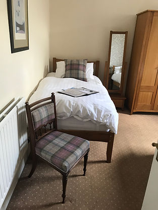 Room one single bed