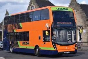 Unilink Bus University of Stirling