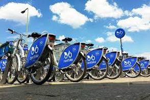 Next Bike Stirling