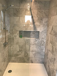 Guest House room one shower