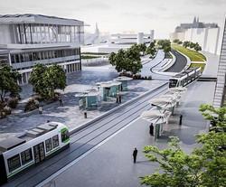 Gare Nantes Nord