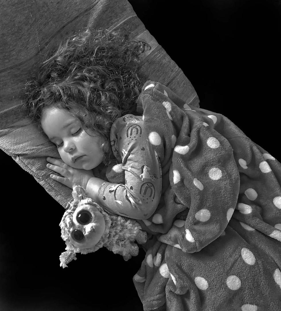 'Night night, sleep tight' by Jim Tweedie ( 10 marks )