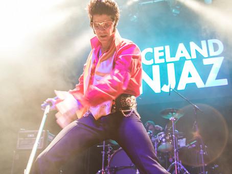 Graceland Ninjaz NYE at the Statler Ballroom