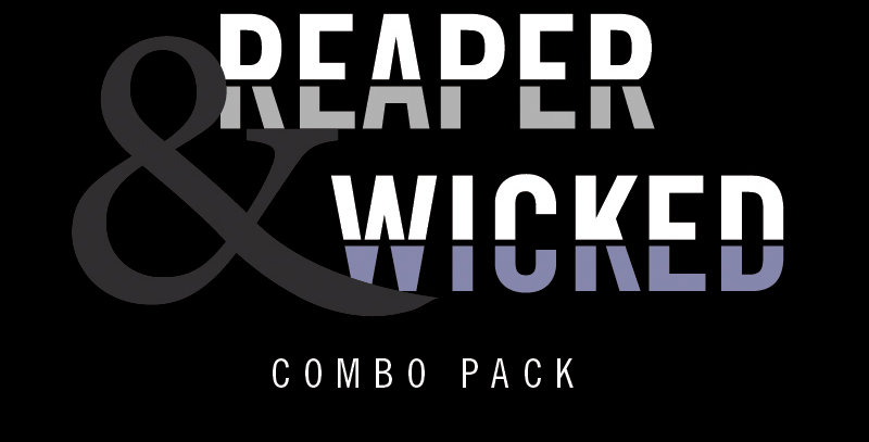 Reper & Wicked Hollow Combo Pack